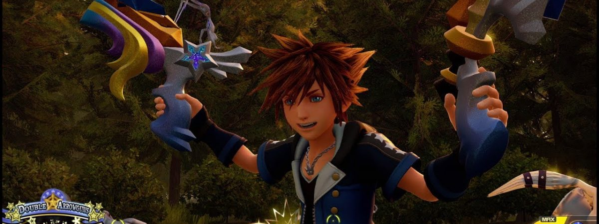 Sora Age KH3: How Old Is Sora in Kingdom Hearts 3?