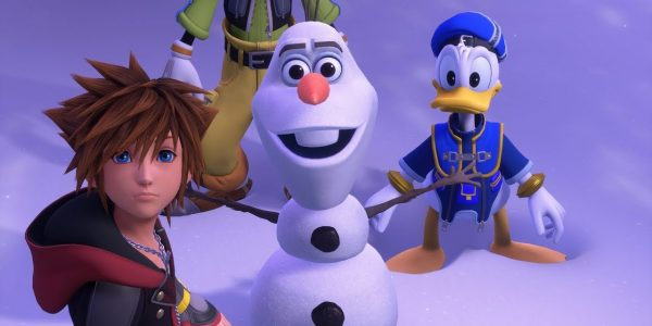 Kingdom Hearts 3 Pre-Load Available for PS4