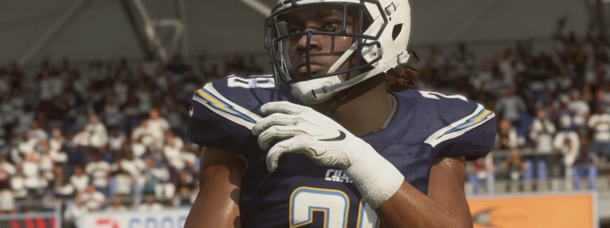 madden 19 nfl playoffs simulation chargers ravens