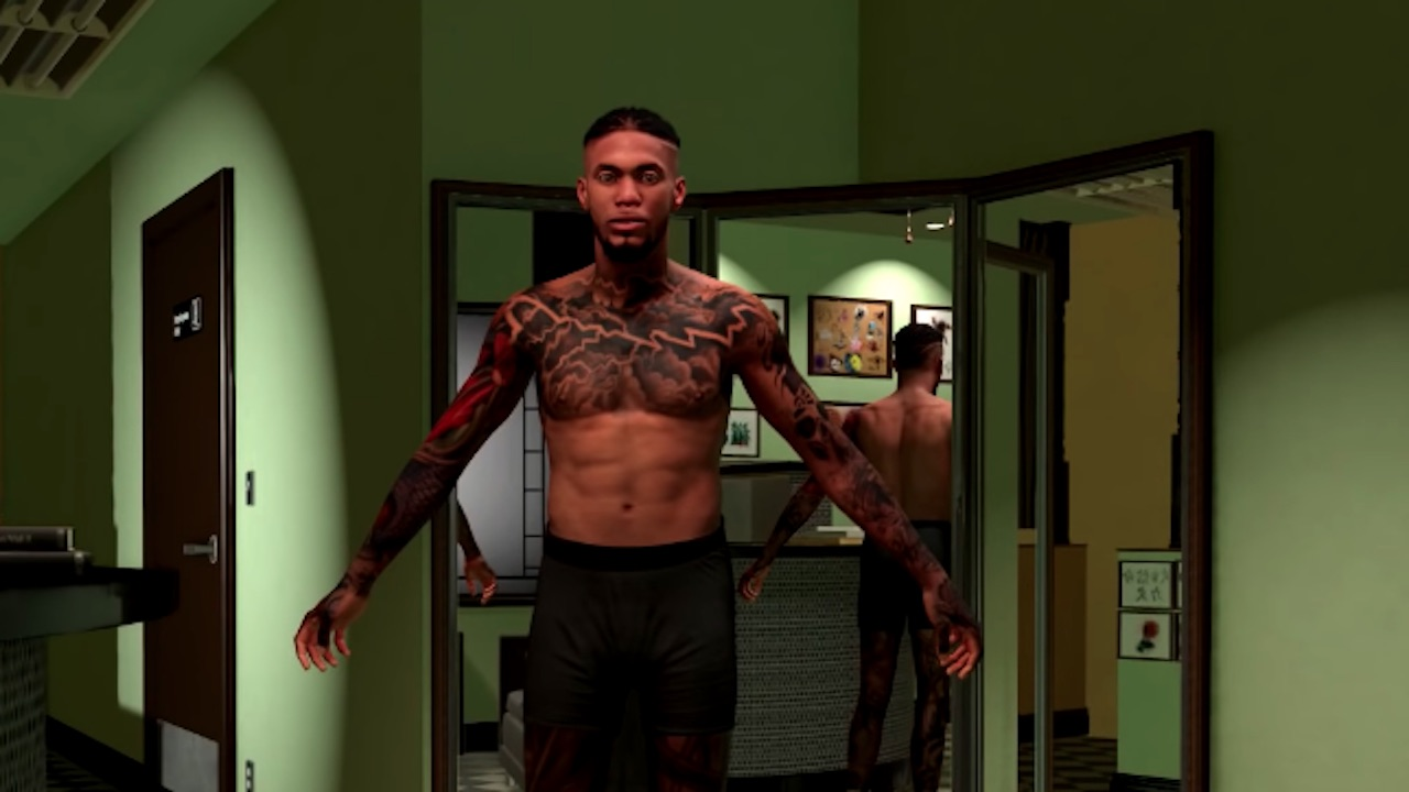 NBA 2K19 Tattoo Removal How To Remove Tattoos In NBA 2K19