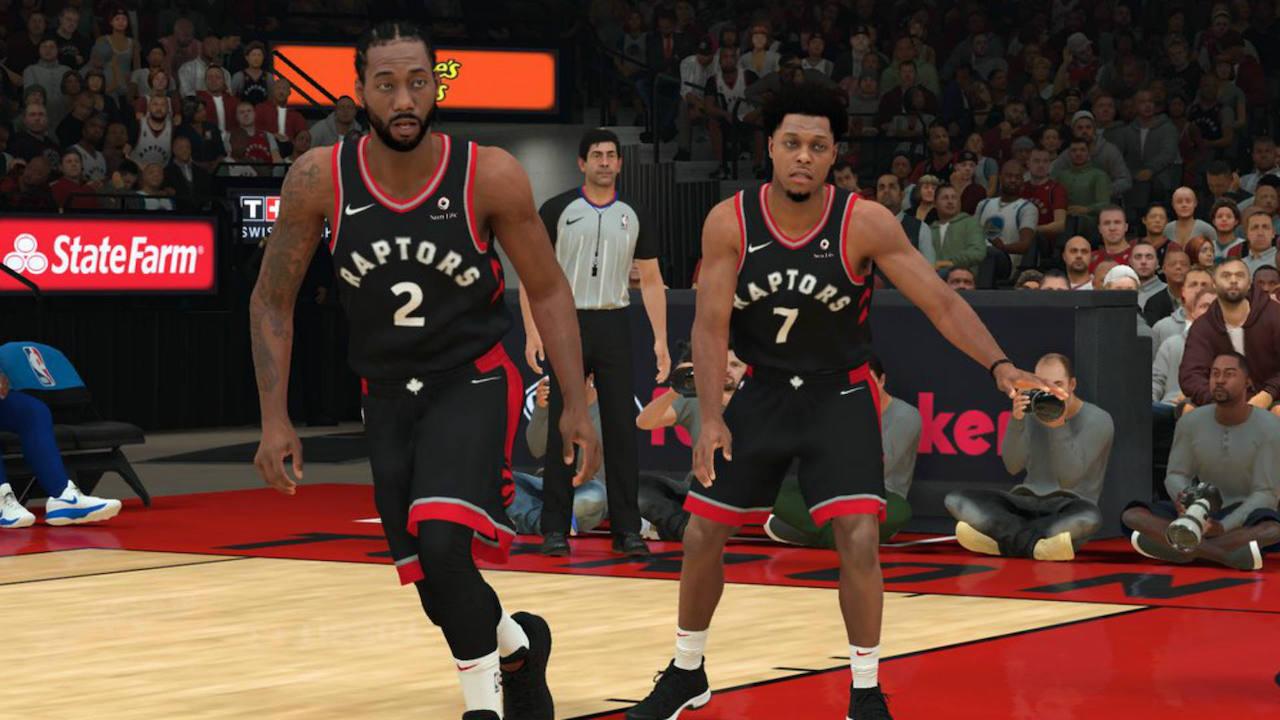 NBA 2K19 MyTeam Moments Cards Drop For Kawhi Leonard, James