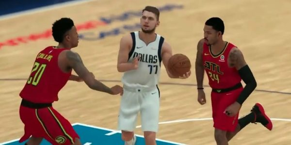 NBA 2K19 Player Ratings Update: Luka Doncic & James Harden Climb