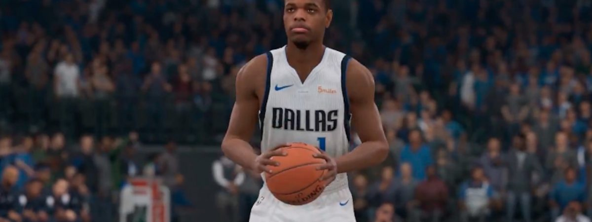 NBA Live 19 Content Update For Rosters, Player Likenesses
