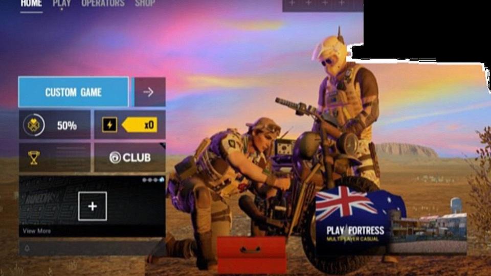 Rainbow Six Siege leaked Australian operators