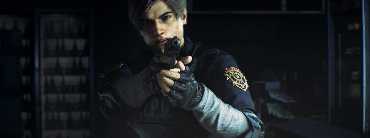 Resident Evil 2 general gameplay tips