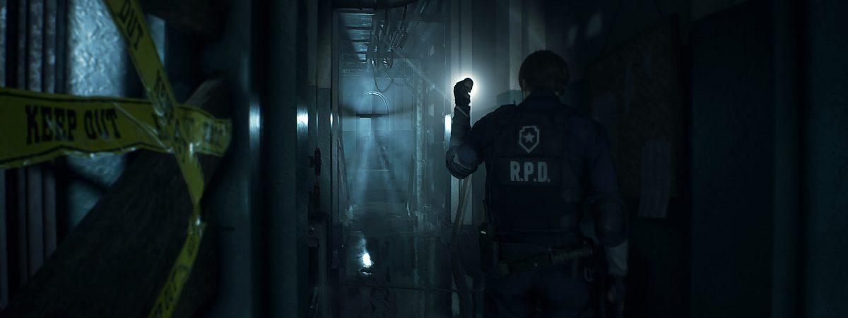 Resident Evil 2 PC graphics settings