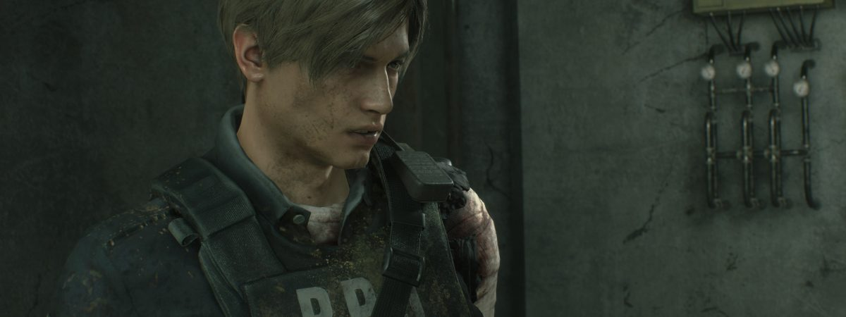 Resident Evil 2 library lack location