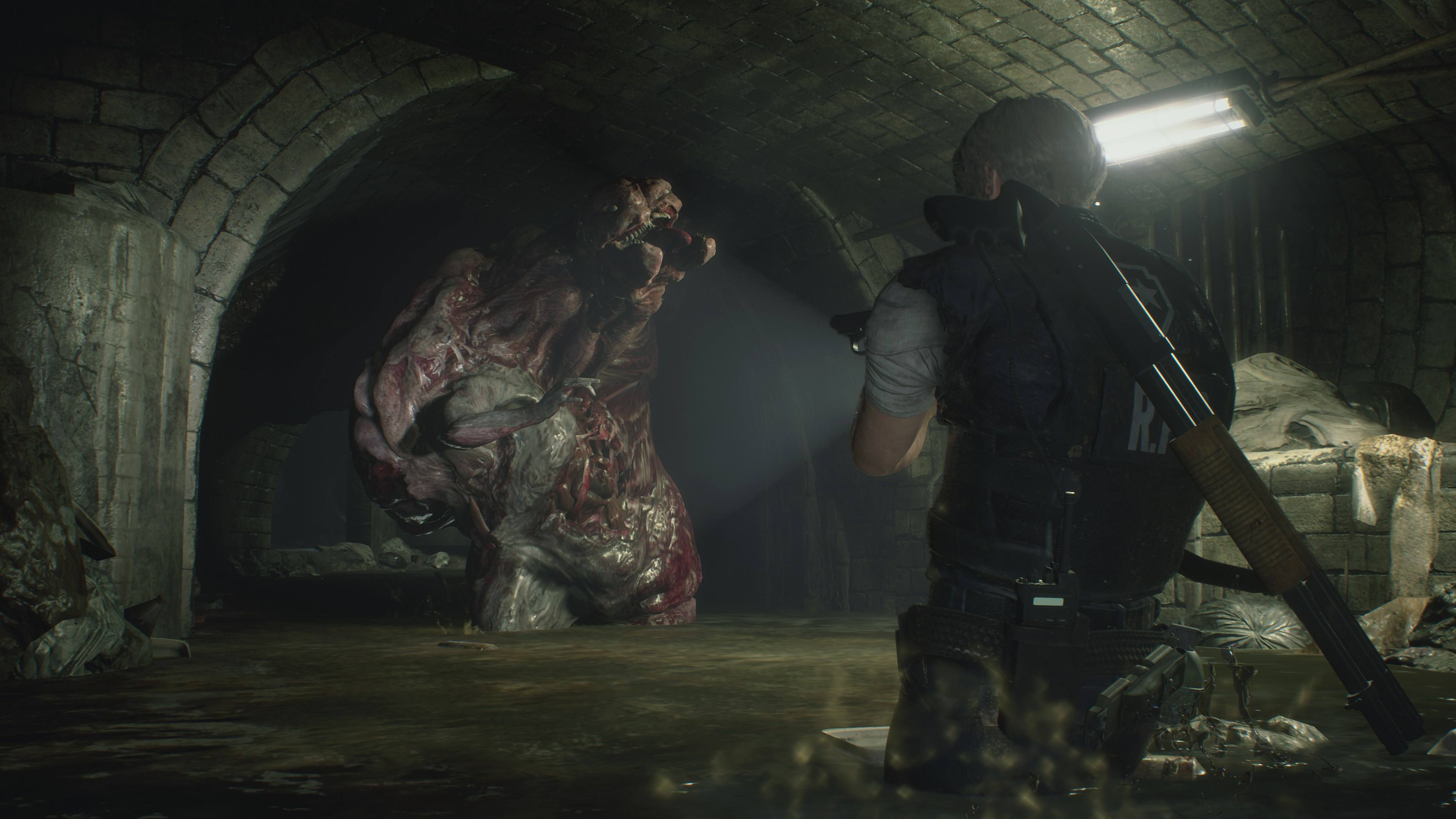 Resident Evil 2 Remake The Best Weapons To Use Against Each Enemy Type