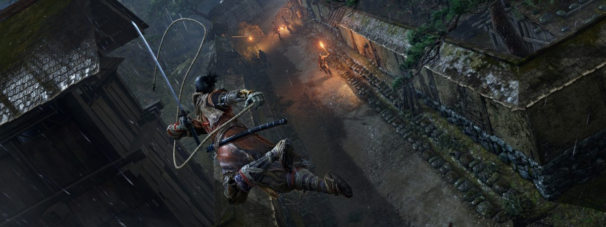From Software explains why there's no multiplayer in Sekiro: Shadows Die Twice.