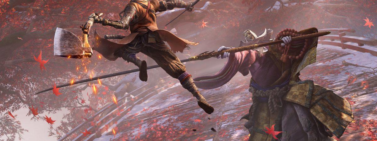 Sekiro Shadows Die Twice speaking protagonist