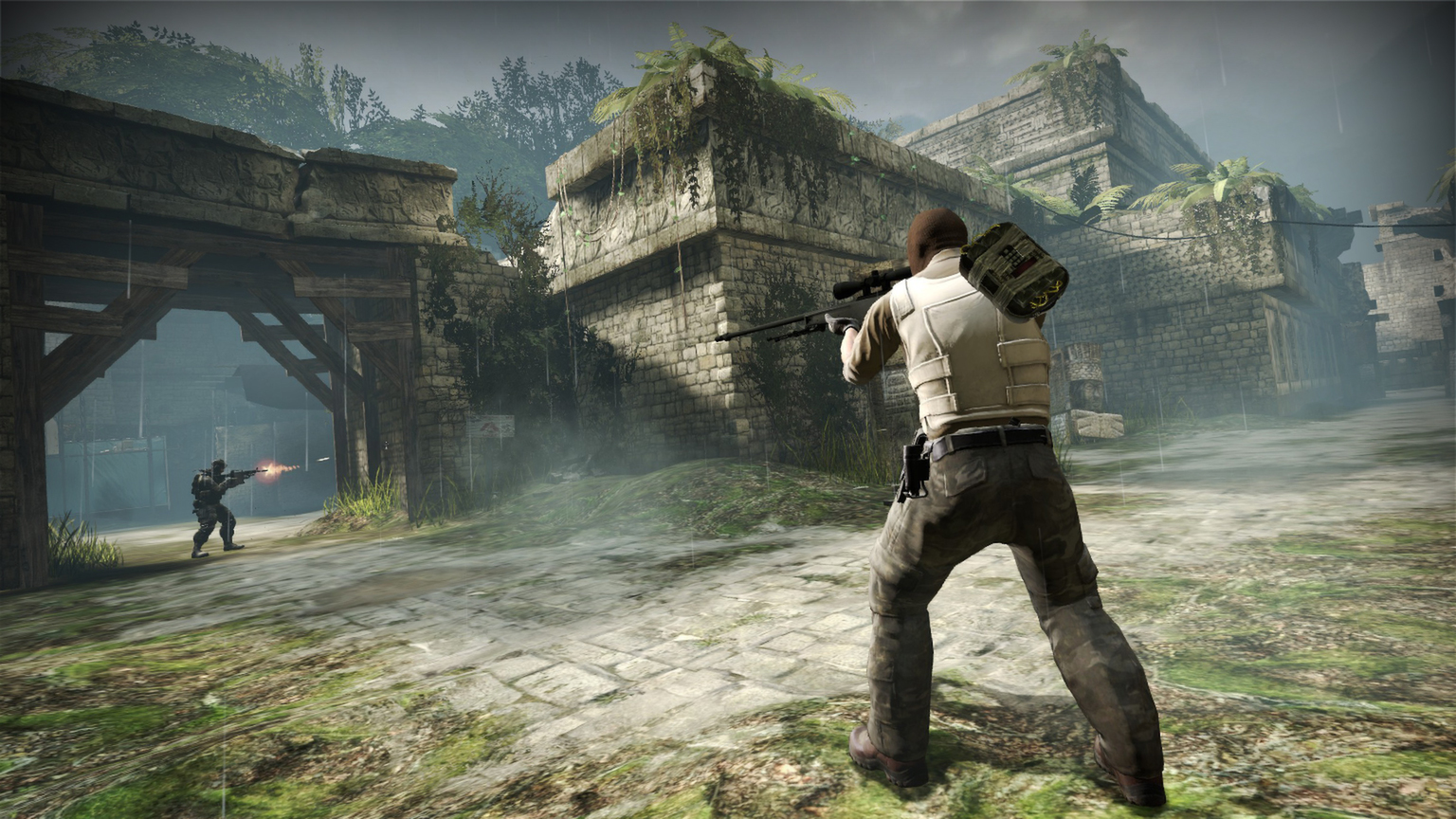 Counter Strike: Global Offensive Gained 20 Million Players in December