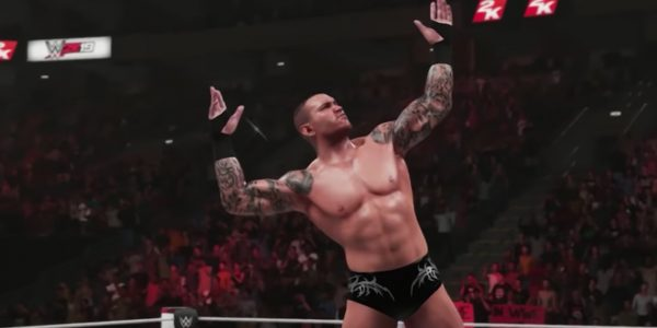 wwe 2k19 royal rumble video shows best finishing moves