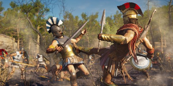 Ubisoft Changes Controversial Odyssey DLC