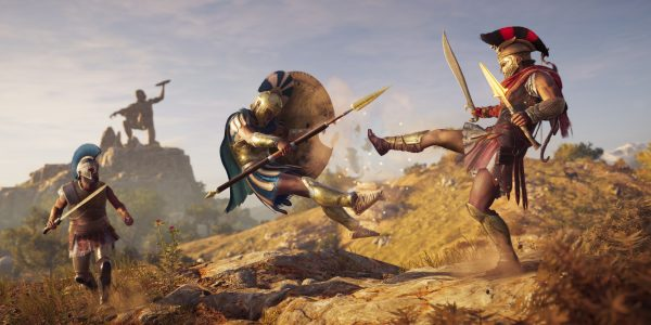 A New Game Plus Mode Is Headed To Assassin's Creed Odyssey
