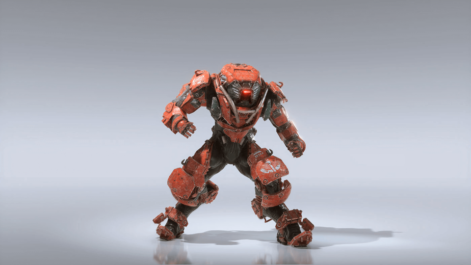 Anthem Colossus Javelin