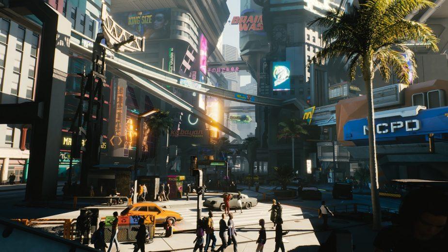 Cyberpunk 2077 Has a Huge Development Team