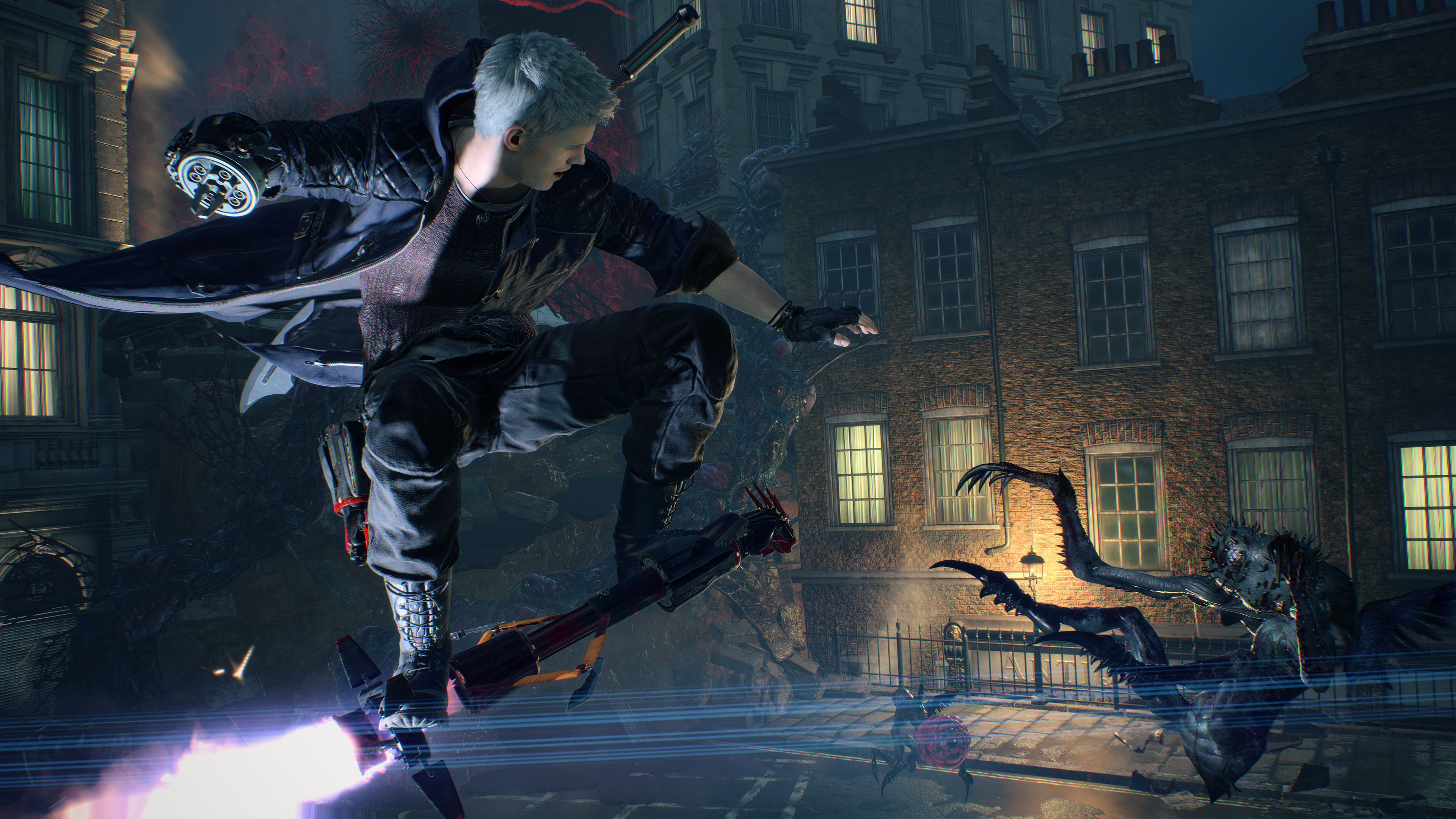 The success ofResident Evil 2, Monster Hunter: World and Mega Man 11 influenced Devil May Cry 5