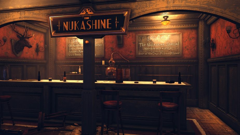 Fallout 4 76 Wild Appalachia DLC Preview NukaShine