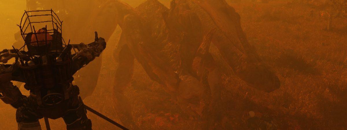 Fallout 76 Scorchbeasts Will Get Tweaks in Next Update