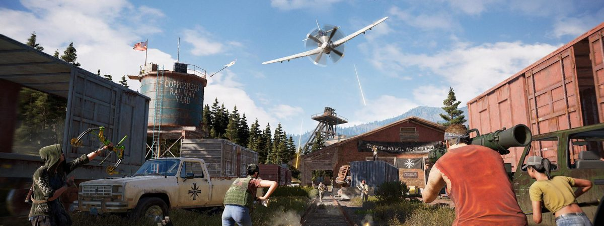 Far Cry 5's Action And Story Made It A Standout Release