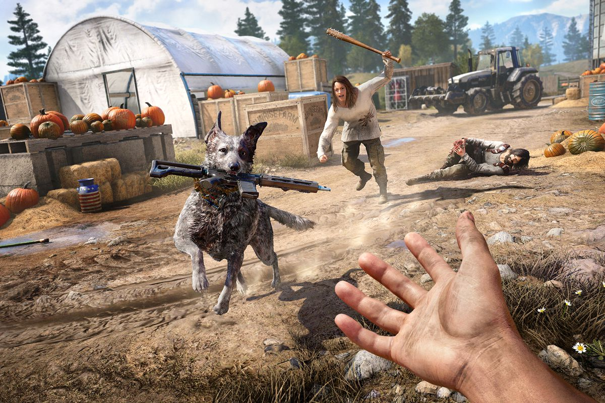 Far Cry 5 Sold Better Than Assassin's Creed Odyssey