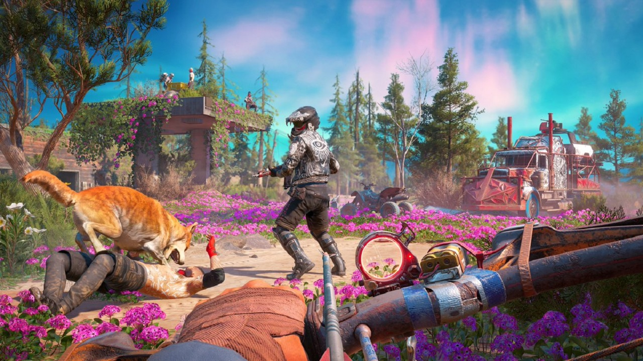 Far Cry New Dawn Achievements Leak Ahead Of Release