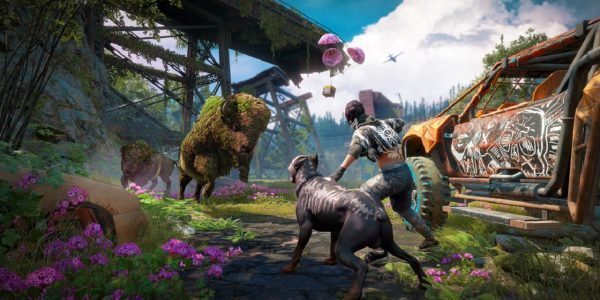 Far Cry New Dawn Download Size Revealed