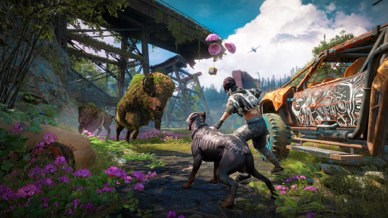 Far Cry New Dawn Download Size Revealed For Console And Pc