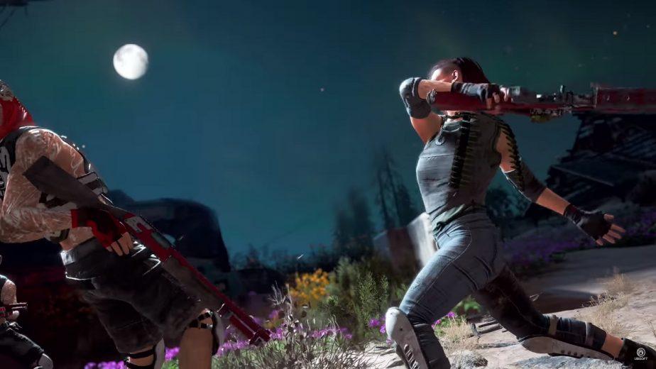 Far Cry New Dawn Guns For Hire Gina Guerra The Traitor Highwayman