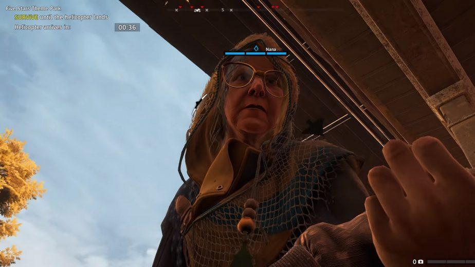 Far Cry New Dawn Guns For Hire Nana The Silent Sniper
