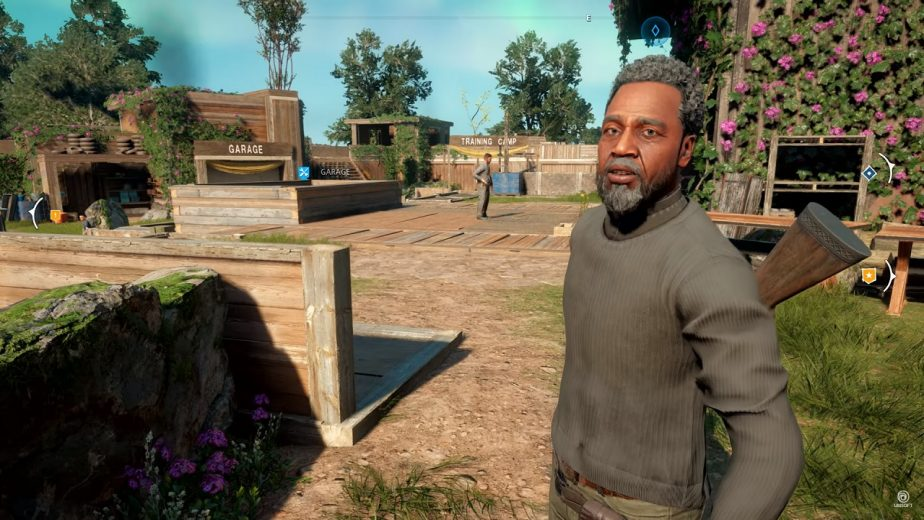Far Cry 5 S Pastor Jerome Is One Of The Far Cry New Dawn Guns For Hire