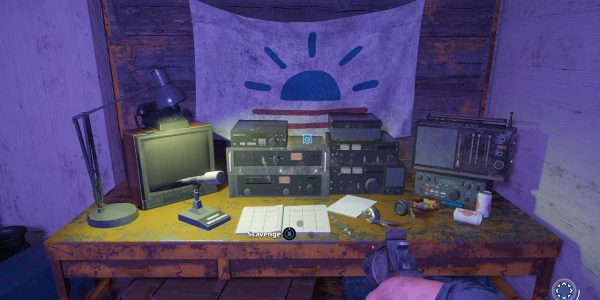Far Cry New Dawn Outposts Scavenge Bench