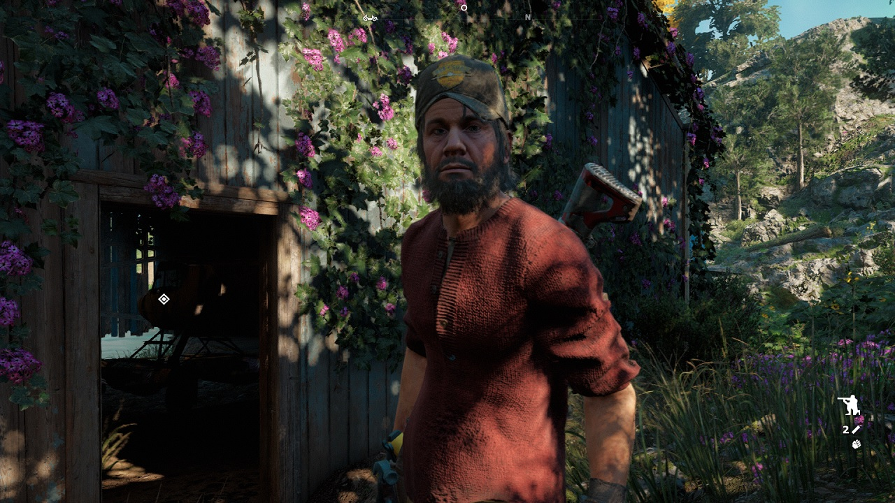 Far Cry New Dawn Specialists How To Rescue Nick Rye