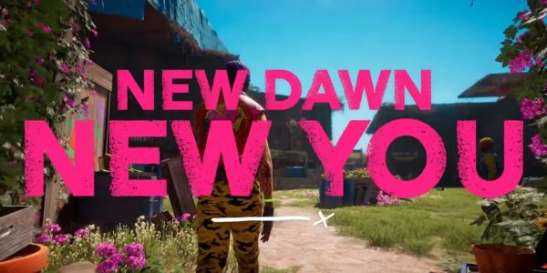 Far Cry New Dawn Trailer Character Customisation