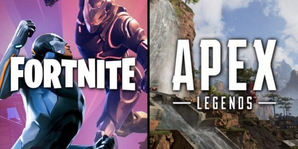 Epic Games VP Mark Rein is enjoying Apex Legends.