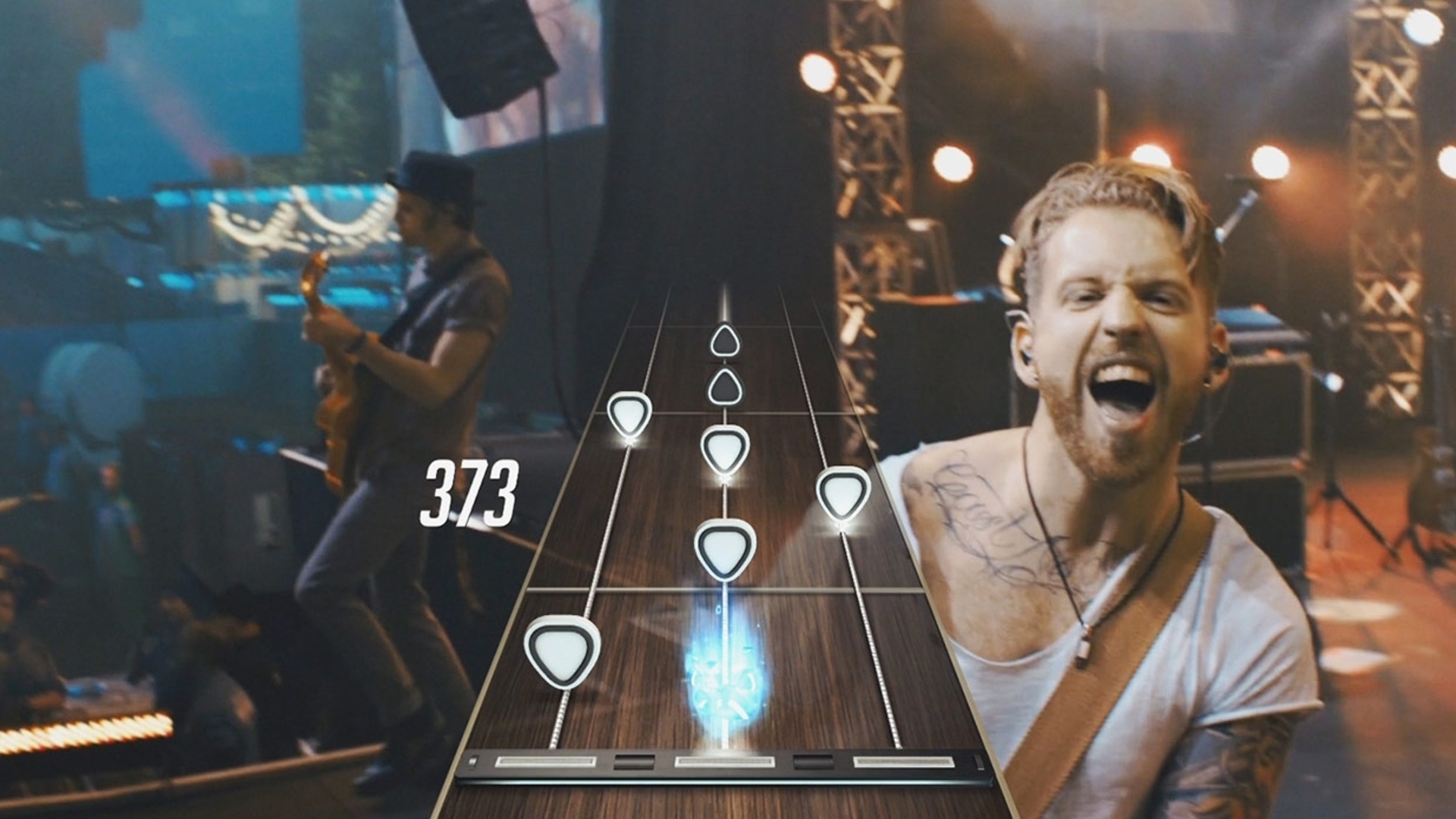 The removal of GHTV has harmed Guitar Hero Live