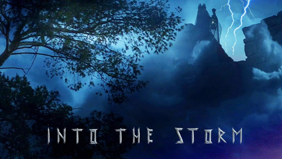 Inon Zur Into the Storm Title