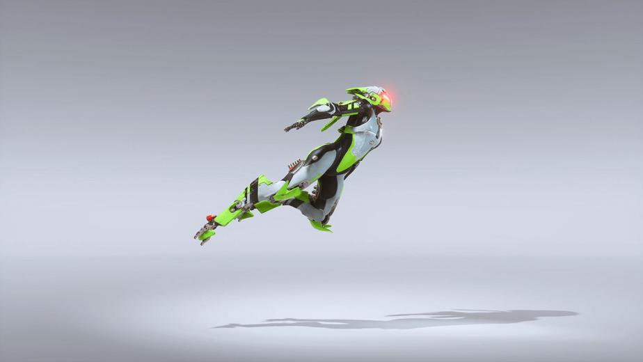 Anthem Interceptor Javelin