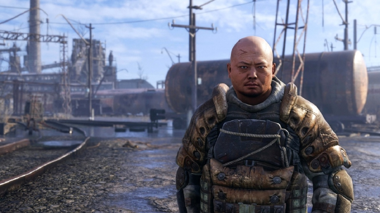 Metro Exodus Full Strength Trophy How To Stop Damir From Leaving