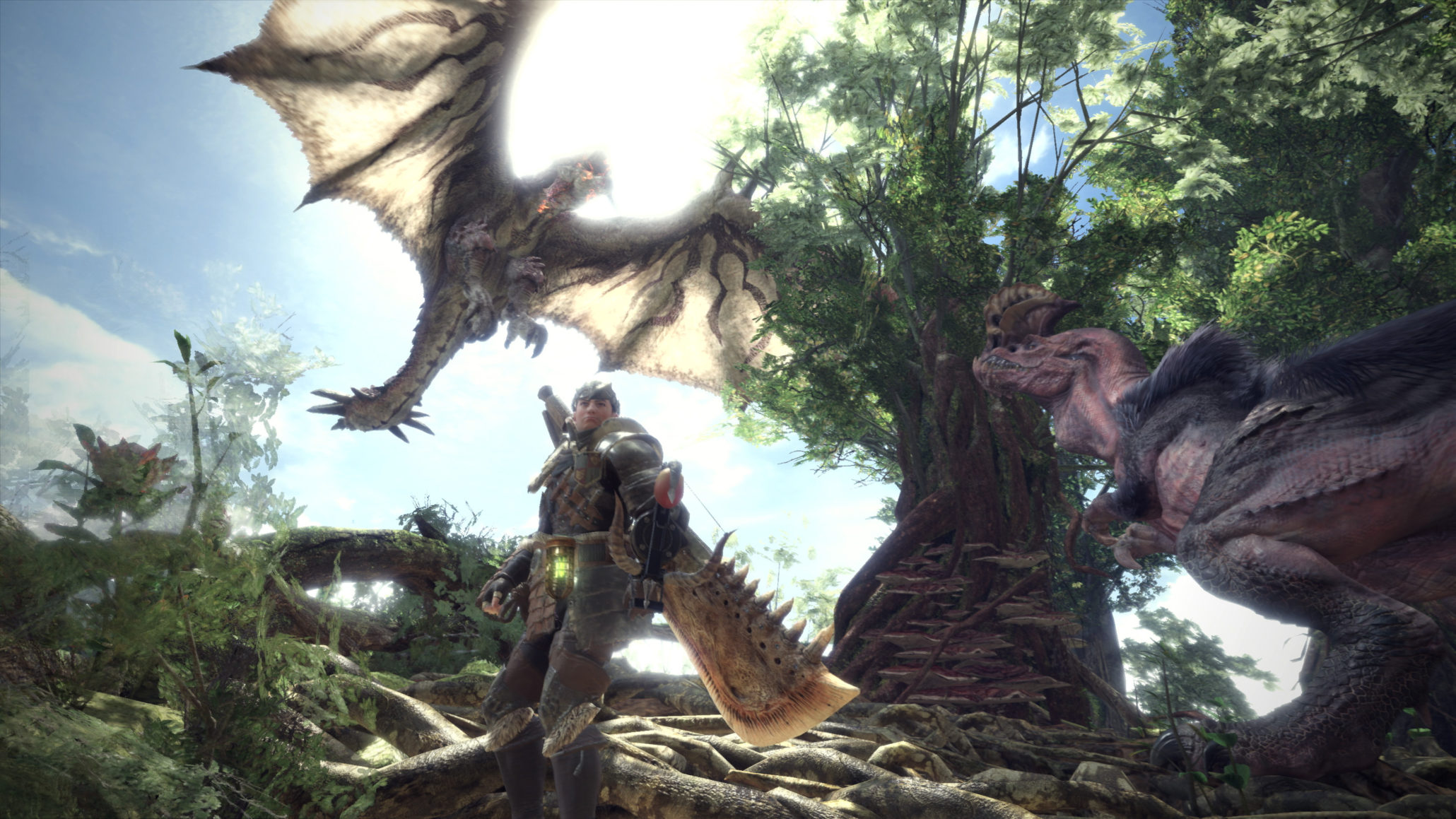 What could Exhibitor Relations Company have in their plans for the Monster Hunter movie?
