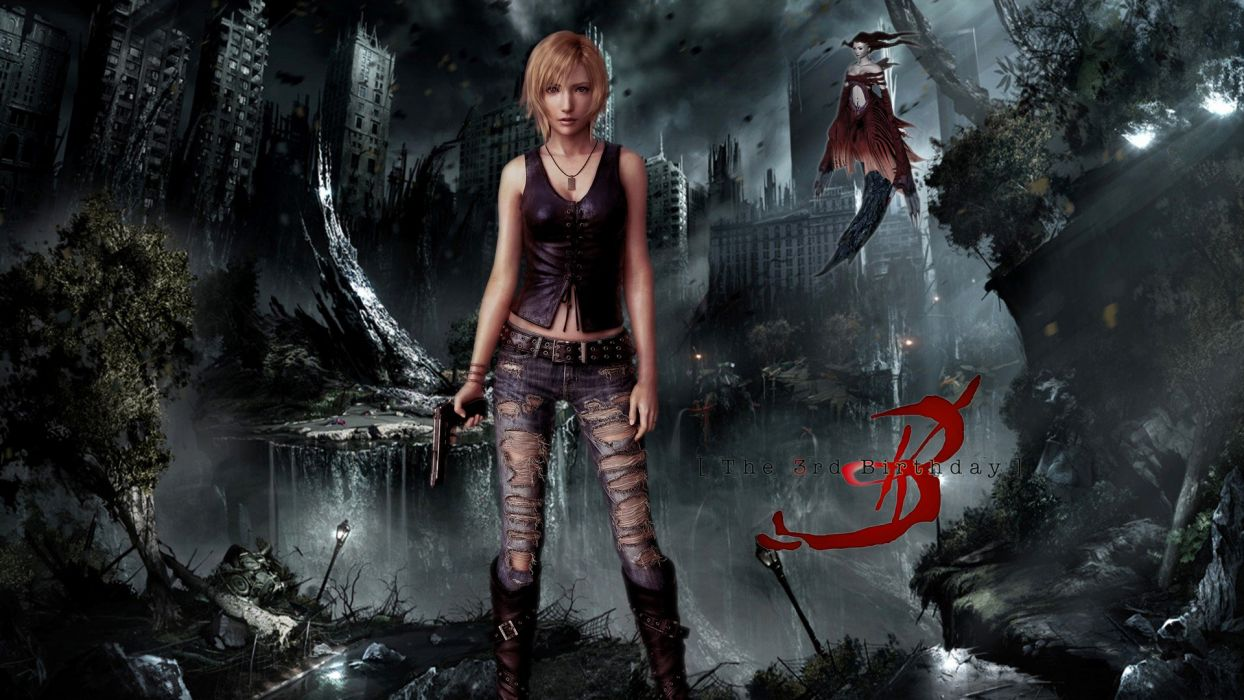 Will we see a re-release or a remake for Parasite Eve?