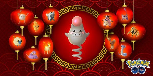 Newest Pokemon GO Lunar Event is now underway