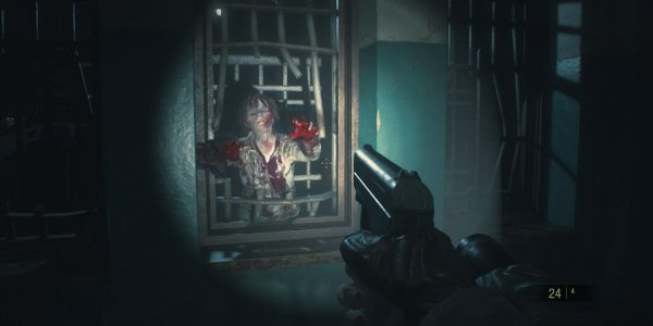 New Resident Evil 2 Mod Allows you to Play in First-Person View