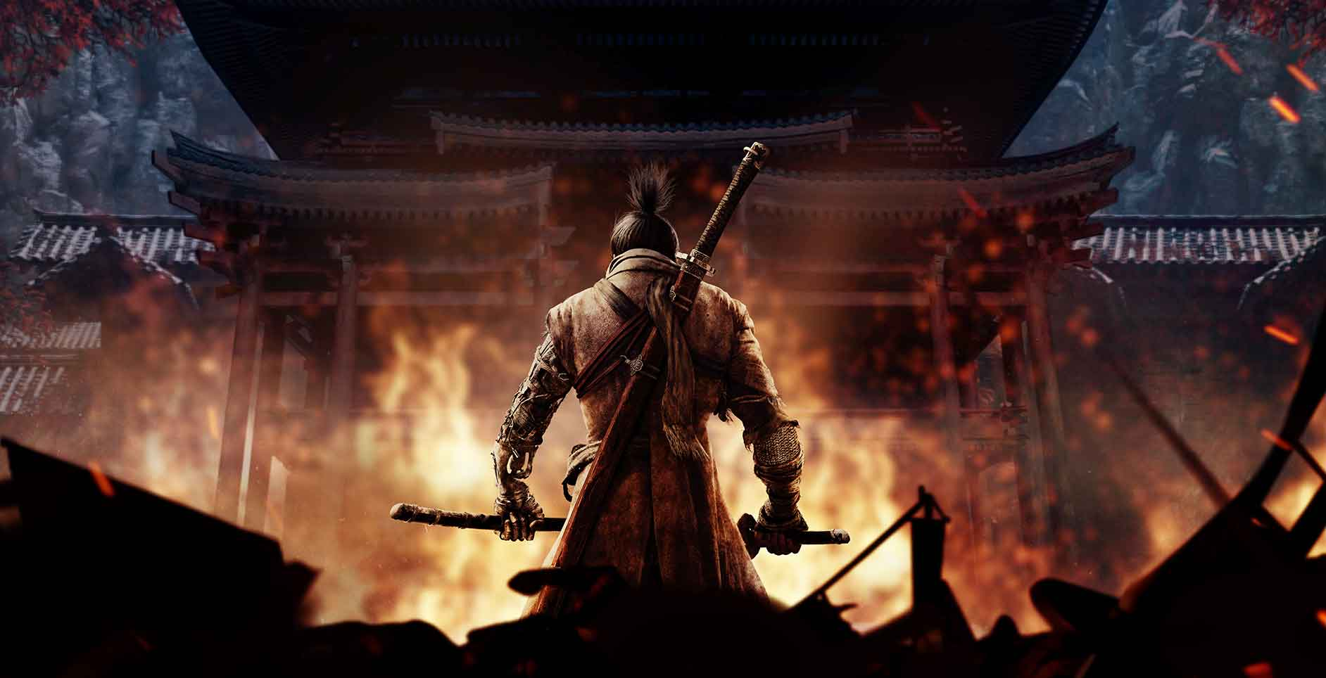 The latest Sekiro story trailer shows some insight on the game's lore