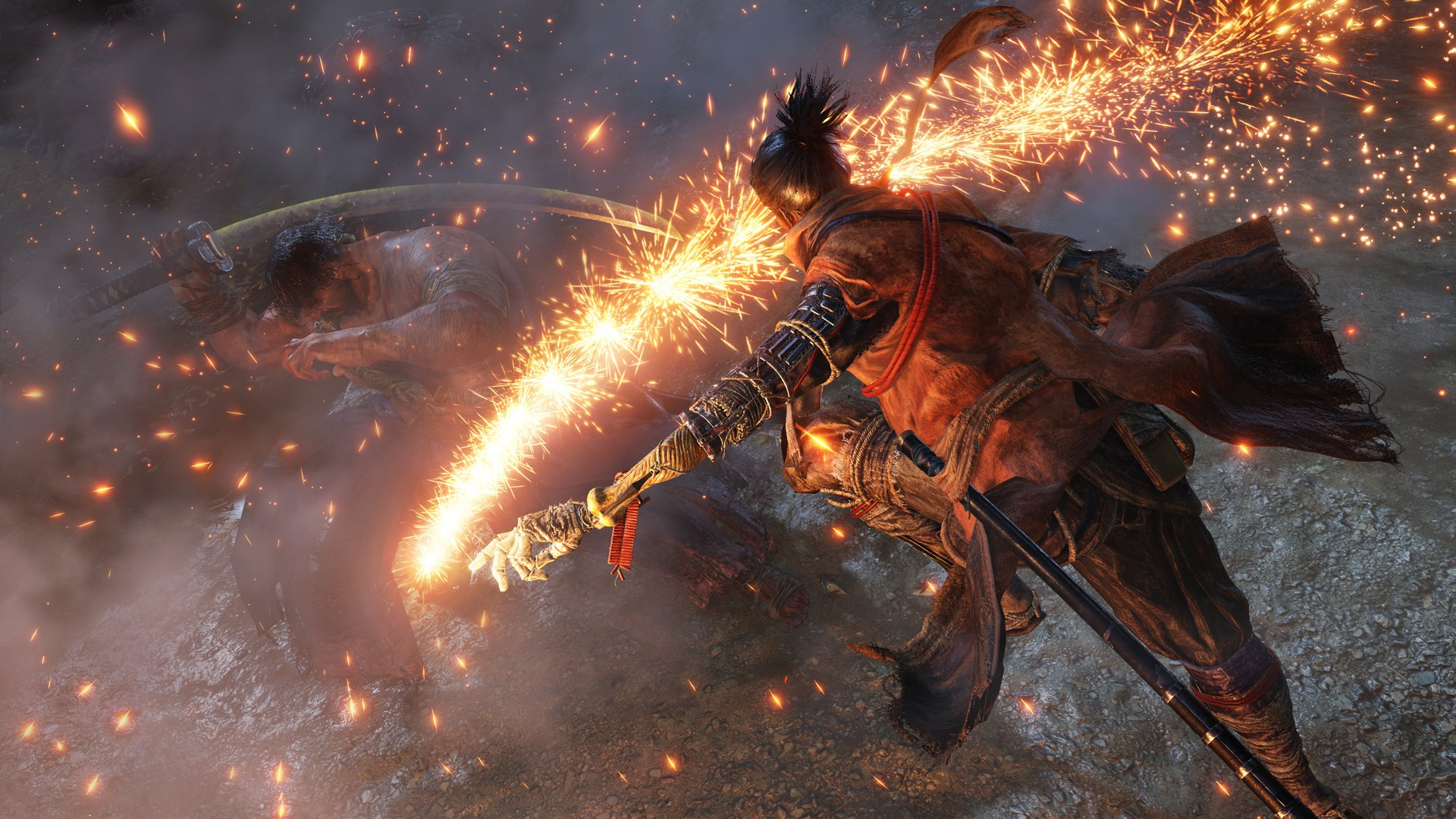 Sekiro PC System Requirements are available only on VGR