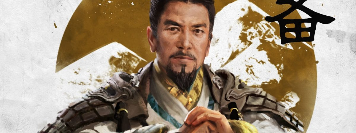 Total War Three Kingdoms Heroes Liu Bei