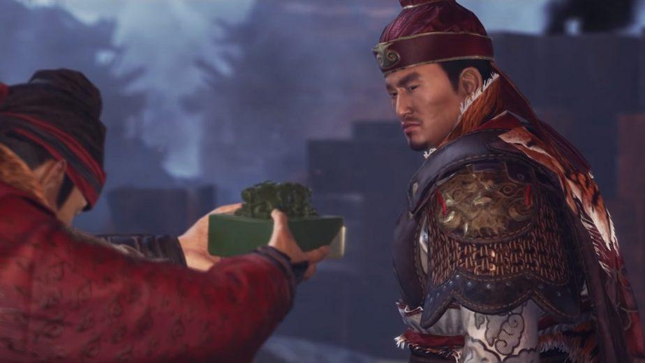Total War Three Kingdoms Heroes Sun Jian Imperial Seal