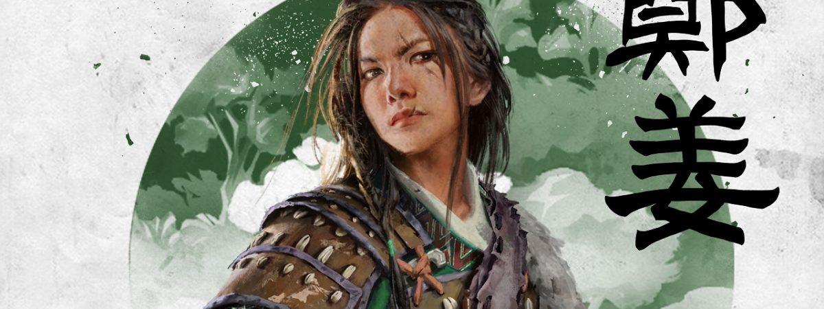 Total War Three Kingdoms Heroes Zheng Jiang