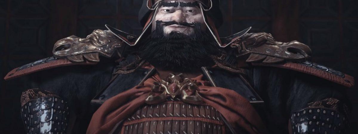 Total War Three Kingdoms Trailer Dong Zhuo 2