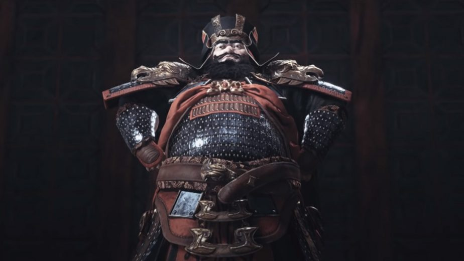 Total War Three Kingdoms Trailer Dong Zhuo